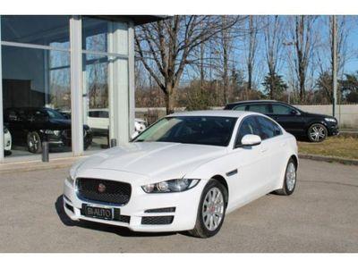 usata Jaguar XE 2.0 D 180 CV aut. Prestige Business Edition