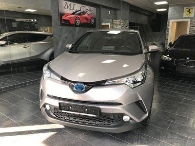 usata Toyota C-HR 1.8 Hybrid E-CVT TEAM NAVI-KAMERA-KM CERTIFICATI