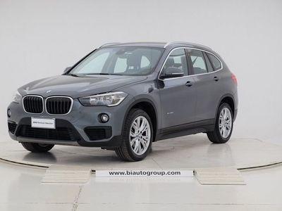 gebraucht BMW X1 xDrive 18d Advantage