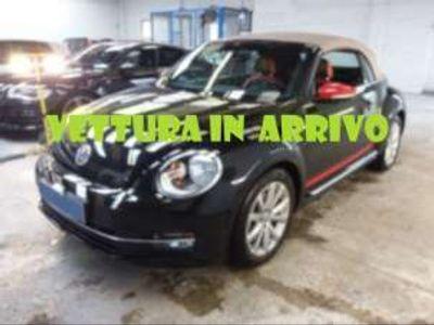 usata VW Maggiolino Cabrio 1.2 TSI CLUB EDITION #pelle Benzina