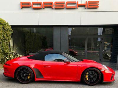 usata Porsche 991 Speedster