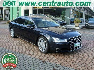 usata Audi A8L A8 L 4.2 V8 TDI 385 CV quattro tiptronic4.2 V8 TDI 385 CV quattro tiptronic