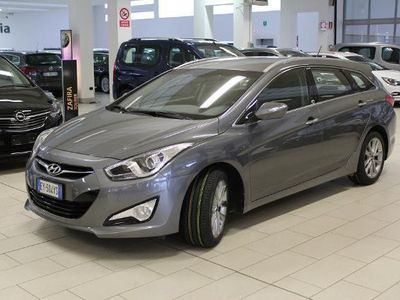usata Hyundai i40 Wagon 1.7 CRDi 136CV Business