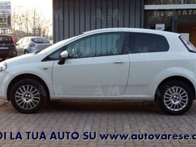 usata Fiat Punto 1.4 8V 3P Natural Power METANO / BENZINA