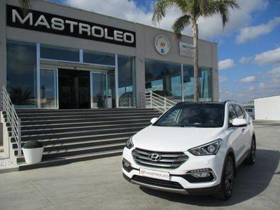 brugt Hyundai Santa Fe 2.2 CRDi 4WD A/T XPossible,AUTO PARI AL NUOVO