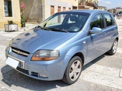 usata Chevrolet Kalos 1.2 53kw GPL ok Neopatentati