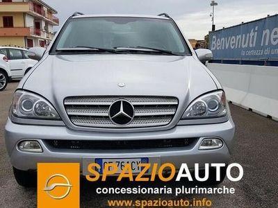 usata Mercedes ML270 classecdi automatico *avantgarde*