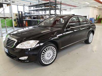 usata Mercedes S500 4Matic Avantgarde