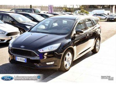 gebraucht Ford Focus 1.5 TDCi 120 CV Start&Stop SW Plus