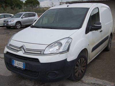 used Citroën Berlingo 1.6 HDi 75CV FAP Van 3 posti Club L1