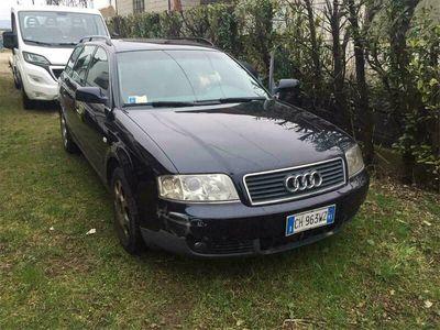 usata Audi A6 A62.5 V6 TDI Avant Ambition