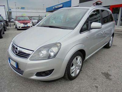 usata Opel Zafira 1.7 CDTI 110CV One Business NAVIGATORE A COLORI