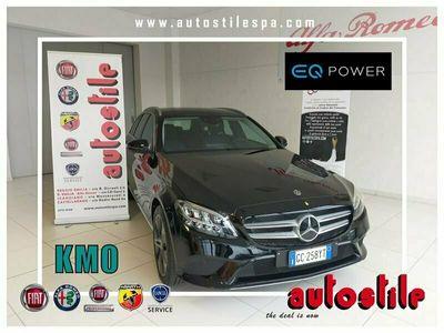 usata Mercedes C300 Classe Cde S.W. Auto EQ-Power Business Extra