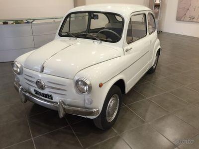 usata Fiat 600D 1962