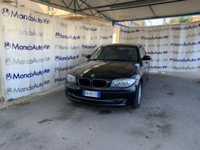 usata BMW 123 Serie 1 d cat 5 porte Eletta DPF usato