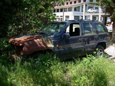 usata Jeep Grand Cherokee 2.5 Limited