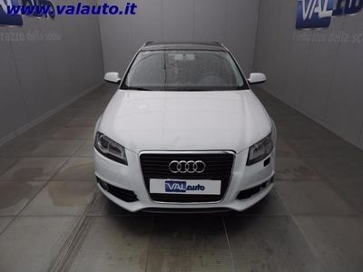 usata Audi A3 SPB 1.6 TDI S-TRONIC CV105-Cambio rotto!