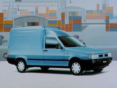 usata Fiat Fiorino 1.7 diesel Furgone Comfort