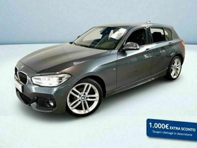usata BMW 120 SERIE 1 (5 PORTE) d xdrive Msport 5p auto