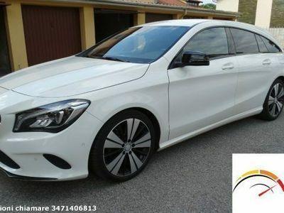 usata Mercedes CLA220 Classe CLA (C/X117)d S.W. Automatic Sport