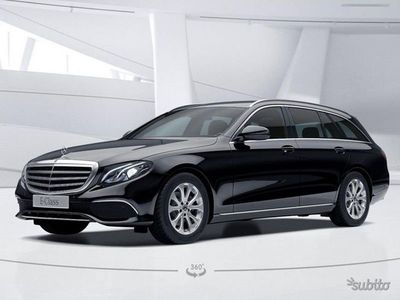 gebraucht Mercedes E220 Classe ES.W. Auto Exclusive