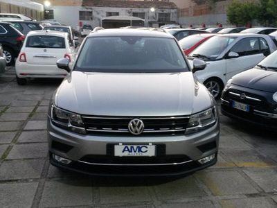 brugt VW Tiguan 2.0 TDI SCR DSG Business BlueMotion Technology