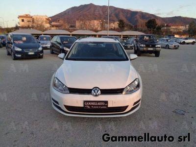 usata VW Golf Variant 1.6 TDI 90 CV Trendline