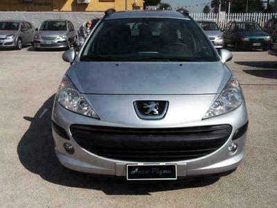 usata Peugeot 207 1.4 8V 75CV SW X Line ECO GPL