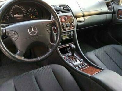 usata Mercedes CLK200 kompressor elegance