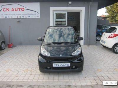 usata Smart ForTwo Cabrio Cabrio 1000 52 kW MHD pulse