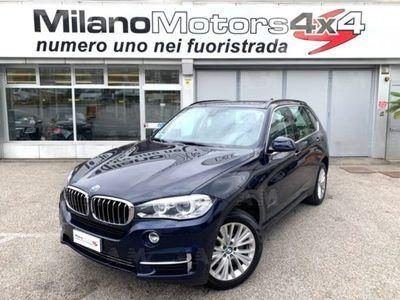 usata BMW X5 xDrive30d Luxury *Tagliandi *Unico Prop.*