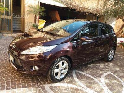 usata Ford Fiesta 1.4 Tdci Full,4 Posti Autocarro - 2011