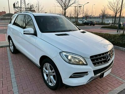 usata Mercedes ML250 CDI 4Matic - Premium - 2014
