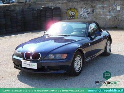 used BMW Z3 1.8 cat Roadster
