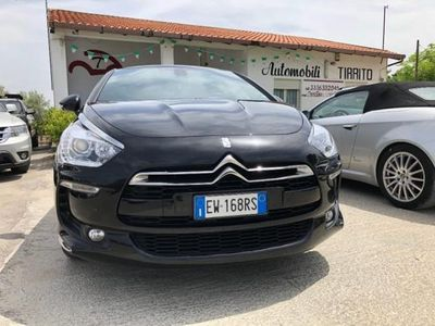 used Citroën DS5 DS52.0 HDi 160 aut. Sport Chic NAV