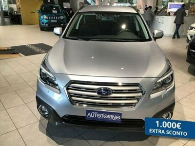 usata Subaru Outback OUTBACK2.0d Style lineartronic my16