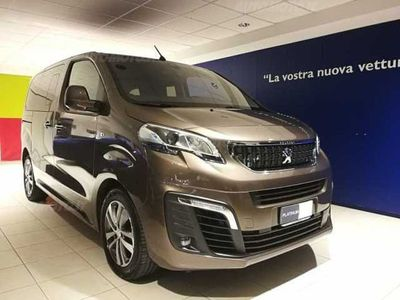 usado Peugeot Traveller BlueHDi 180 S&S EAT6 Compact Allure - IVA ESPOSTA