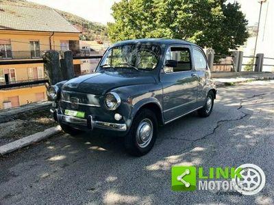 usata Fiat 600D -anno 1966