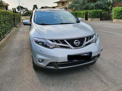 usata Nissan Murano 2.5 dCi Tekna