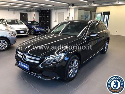 second-hand Mercedes E250 CLASSE C SW C SW d (BT) Sport 4matic auto