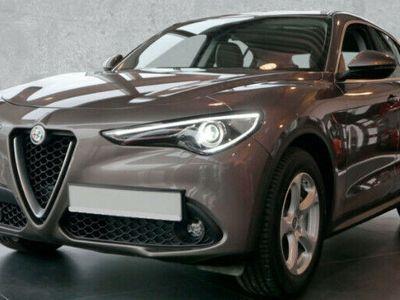 brugt Alfa Romeo Stelvio Stelvio2.2 Turbodiesel 209 CV AT8 Q4 Super