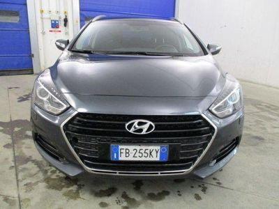 brugt Hyundai i40 WAGON 1.7 CRDi 141cv Business