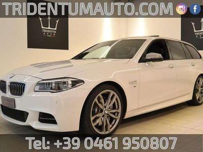 usata BMW 550 M d touring xdrive my14
