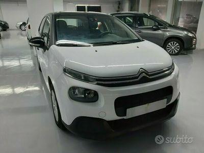 usata Citroën C3 van 2 posti 1.5 hdi 75 cv euro 6