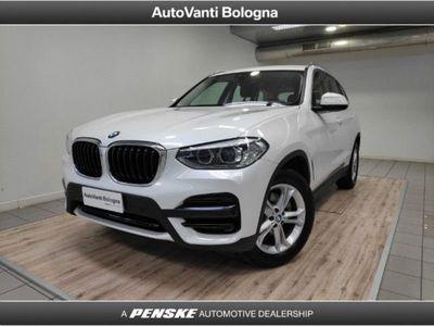 usata BMW X3 xDrive20d Business Advantage del 2019 usata a Granarolo dell'Emilia