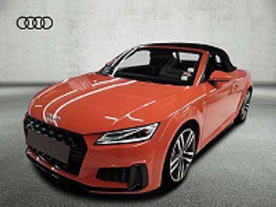 usata Audi TT Roadster 45 Tfsi Q S Tronic 2x S Line Navi Da