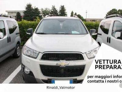 usata Chevrolet Captiva 2.2 VCDi 184CV aut. 4WD LTZ
