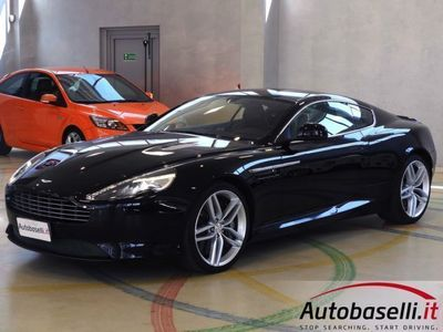 usata Aston Martin DB9 2ªSERIE COUPÉ TOUCHTRONIC