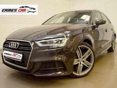 usata Audi A3 SPB 2.0TDI S tronic-3xSLINE-SEDILI RS-VIRTUAL-19´´- Diesel