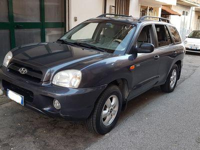usata Hyundai Santa Fe 2.0 CRDI 4WD